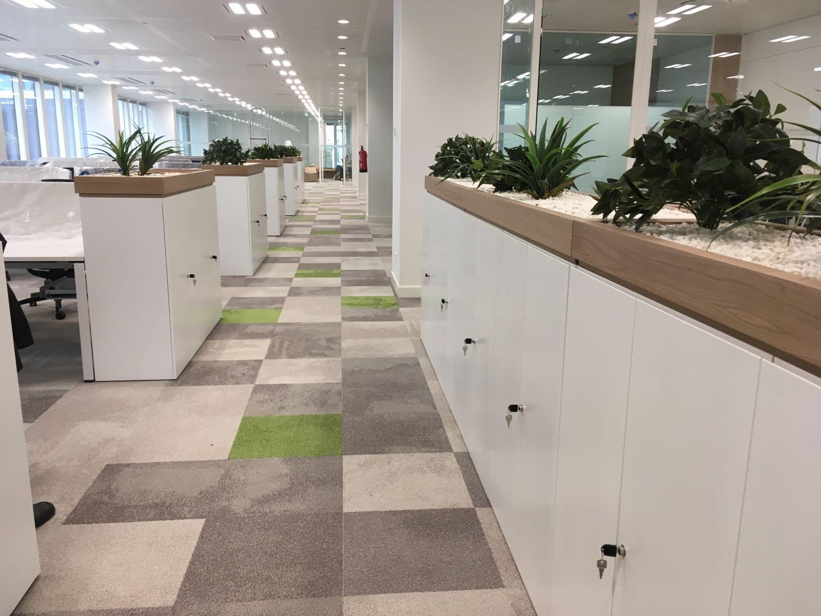 Proyectos onspace creamos espacios for Oficina king barcelona
