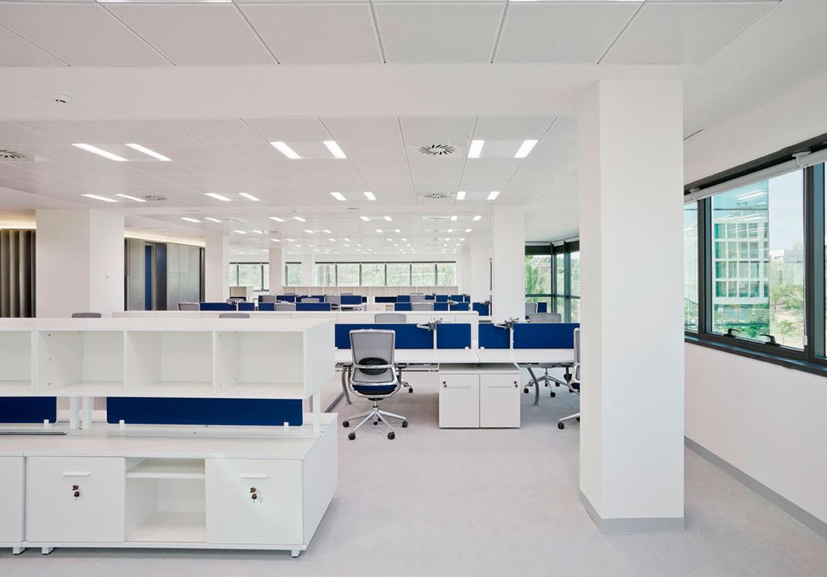 Oficinas itp madrid onspace creamos espacios for Oficinas ss madrid