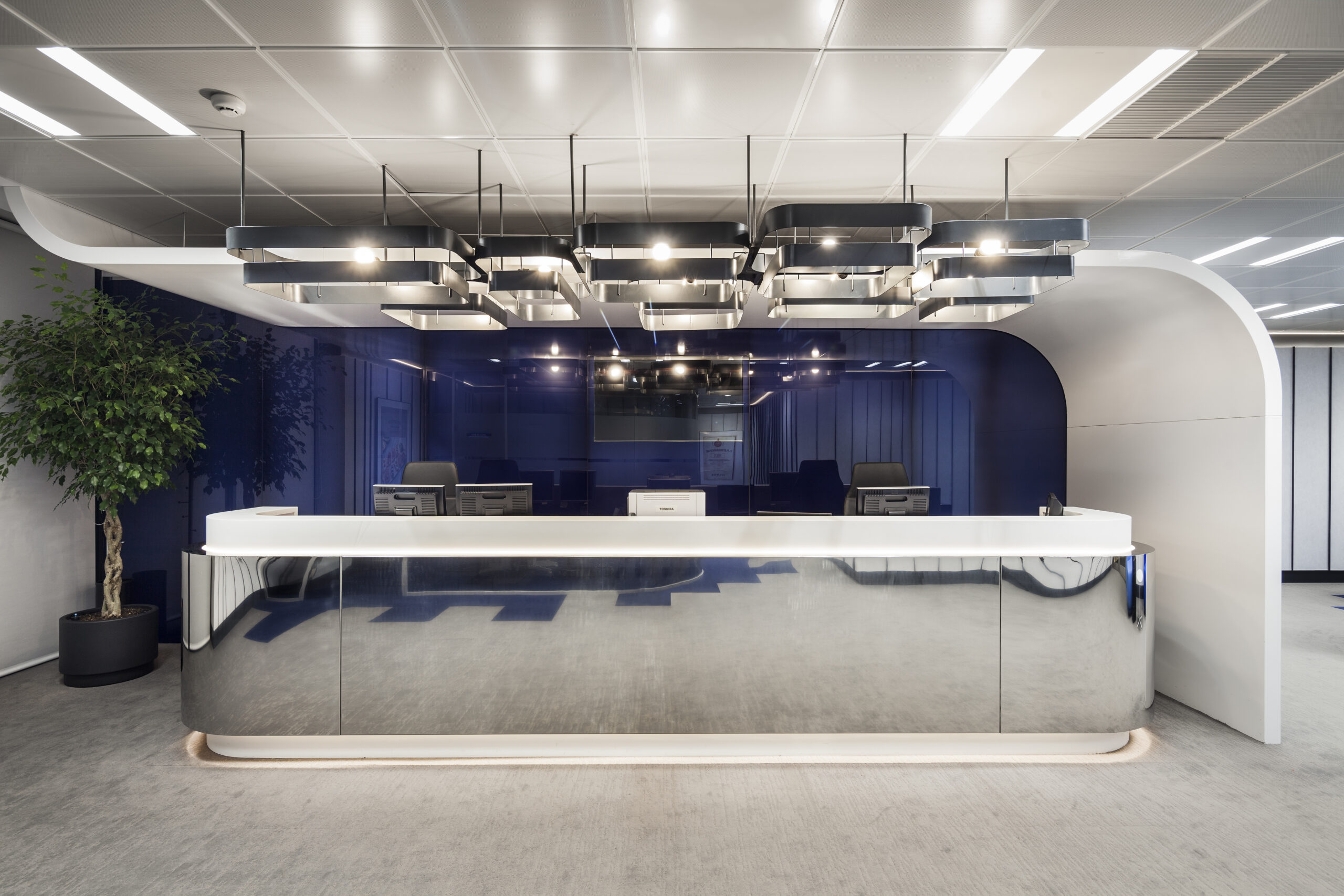 Oficinas Grupo Vips, Madrid (5)